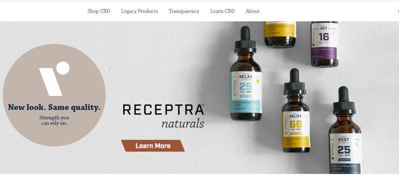 Receptra CBD