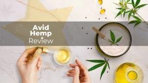 Avid Hemp Review
