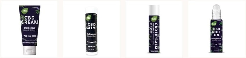 Evo Hemp CBD Body Care