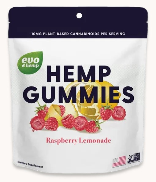 Evo Hemp CBD and Hemp Edibles