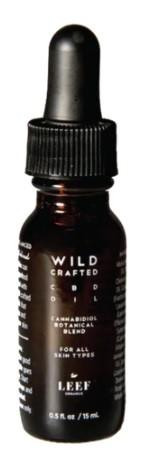 Leef Organics Wild Crafted CBD Skin Oil