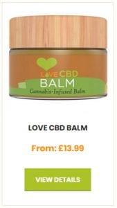 Love CBD Balm