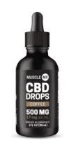 Muscle MX CBD Drops 2