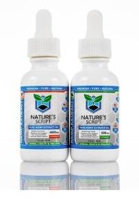 Natures Script CBD Oil