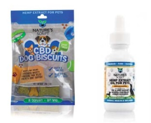 Natures Script CBD Pet Products