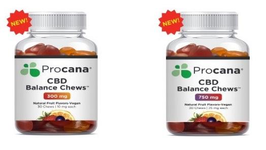 Procana CBD Gummies
