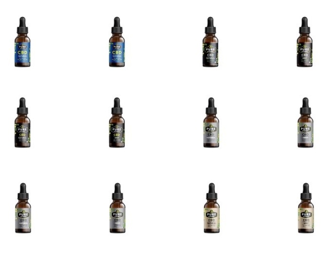 Pure Hemp CBD Oils 2