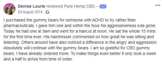 Pure Hemp User Review 2