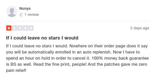 Pure Ratios CBD review 1