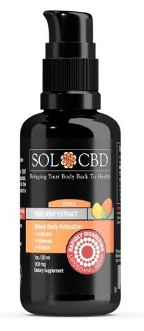 Sol CBD Liposomal CBD