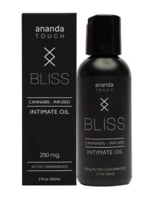 Ananda Hemp Bliss Intimate Oil