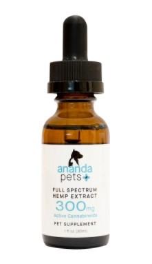 Ananda Hemp CBD For Pets