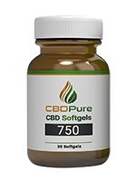 CBDPure CBD Capsules