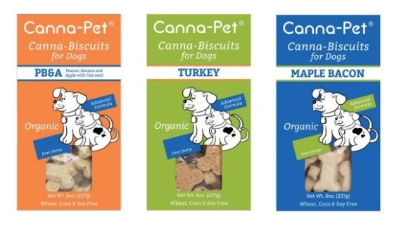 Canna Pet CBD Treats for Dogs