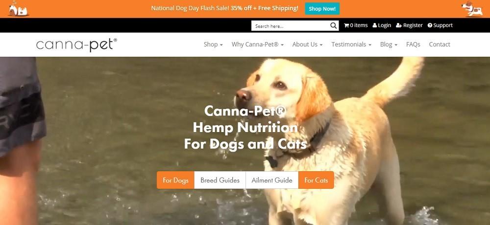Canna Pet CBD Review