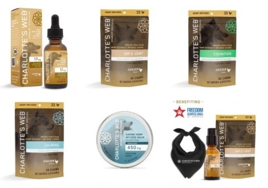 Charlottes Web CBD For Dogs