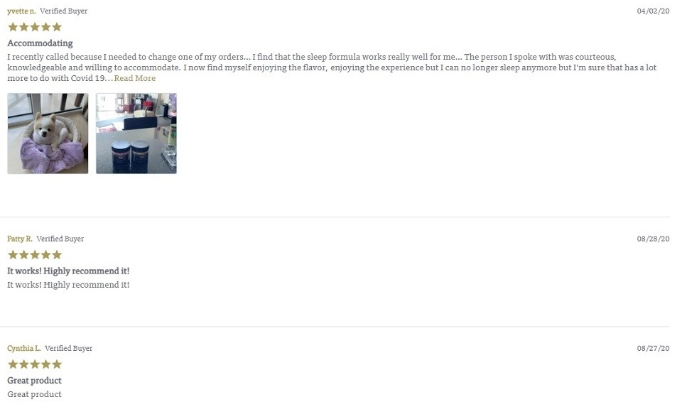 Charlottes Web CBD Gummies Customer Reviews