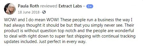 Extract Labs Customer Review 3