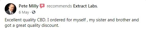 Extract Labs Customer Review