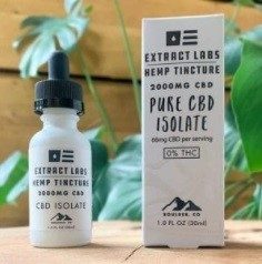 Extract Labs Pure CBD Isolate