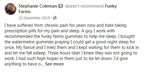 Funky Farms Customer Review 3