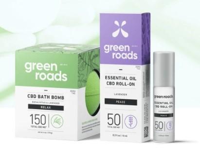 Green Roads CBD Indulgence