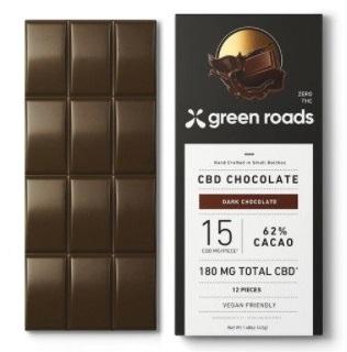 Green Roads Full Spectrum CBD Chocolate