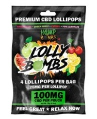 Hemp Bombs CBD Lolly Bombs