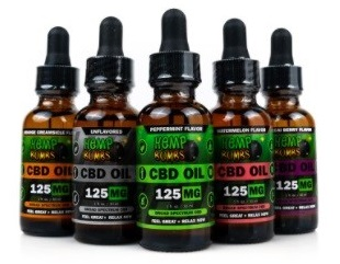 Hemp Bombs CBD Oils
