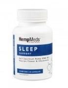 HempMeds Sleep Support CBD Capsules