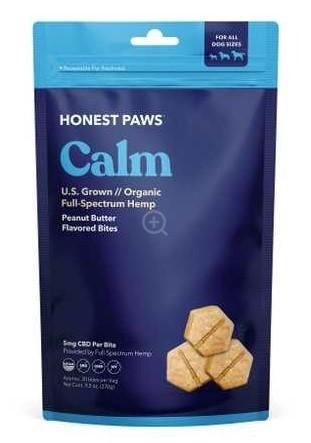 Honest Paws CBD Calm Chews