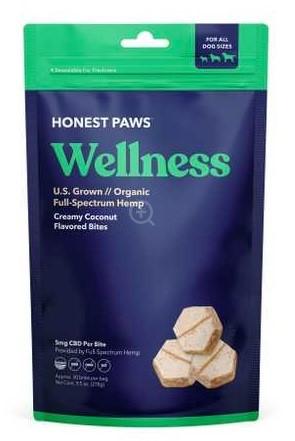 Honest Paws CBD Dog Treats