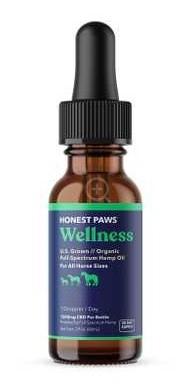 Honest Paws CBD Oil for Horses
