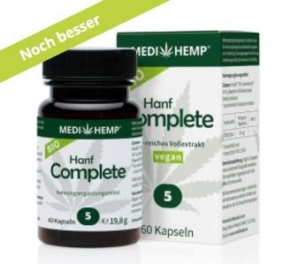 Medihemp CBD Capsules