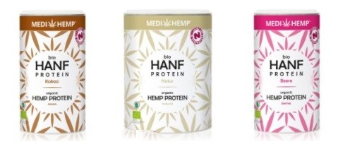 Medihemp Organic Hemp Protein
