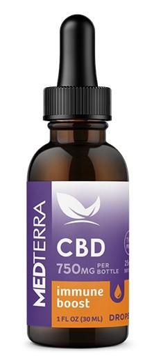 Medterra CBD Immune Boost Drops