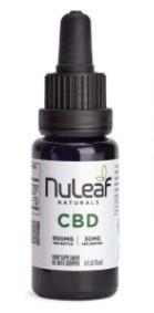 Nuleaf Naturals Full Spectrum Hemp CBD Oil