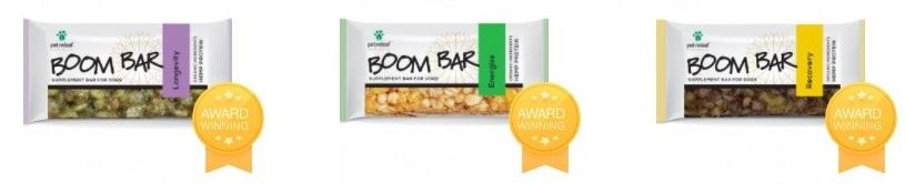 Pet Relief Boom Bar Hemp Supplements