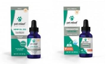 Pet Relief CBD For Cats Hemp Oil