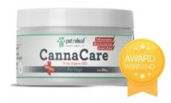 Pet Relief CannaCare CBD Infused Topical for Dogs