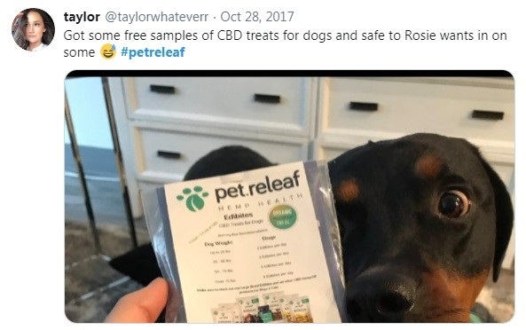 Pet Relief Customer Review