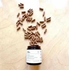 Plant People Advanced Immune Power Capsules
