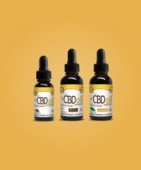 Plus CBD Oil CBD Drops Gold