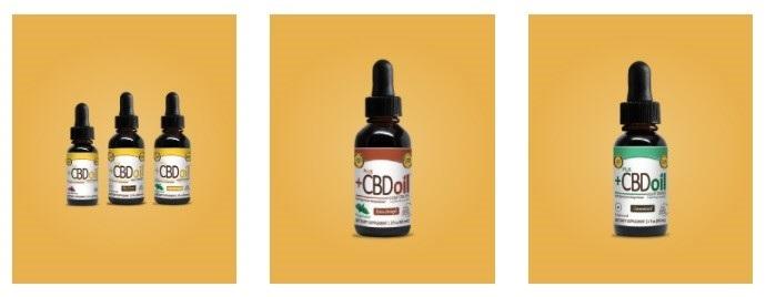 Plus CBD Oil CBD Drops