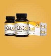 Plus CBD Oil CBD Softgels Gold