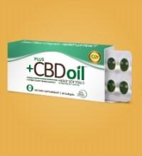 Plus CBD Oil CBD Softgels Total Plant Complex