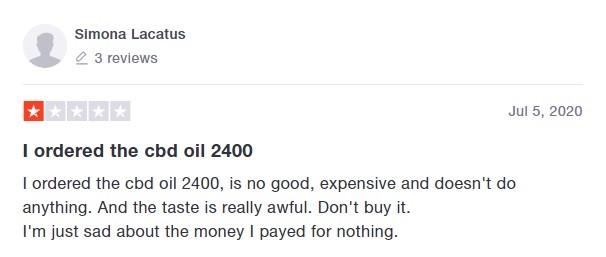 Provacan Customer Reviews