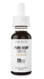 Pure Relief CBD For Pets