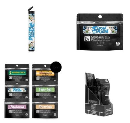 Pure Relief CBD Smokeables