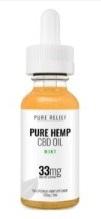 Pure Relief Full Spectrum Mint CBD Oil